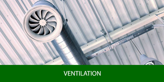 Ventilation Systems Cannock
